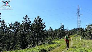 Mountainbike Tour: Opatija - Brsec