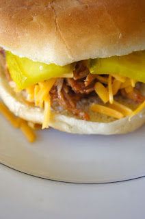 Crock Pot Barbecue Chicken Cheddar Sandwich: Savory Sweet and Satisfying