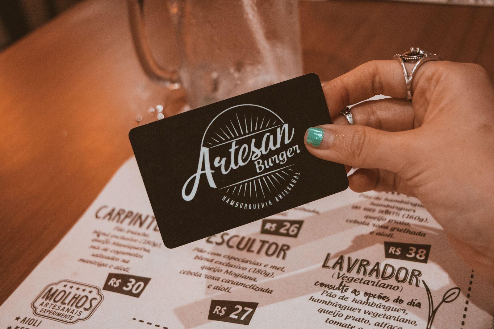 Hamburgueria Artesan Burger | Campinas - SP