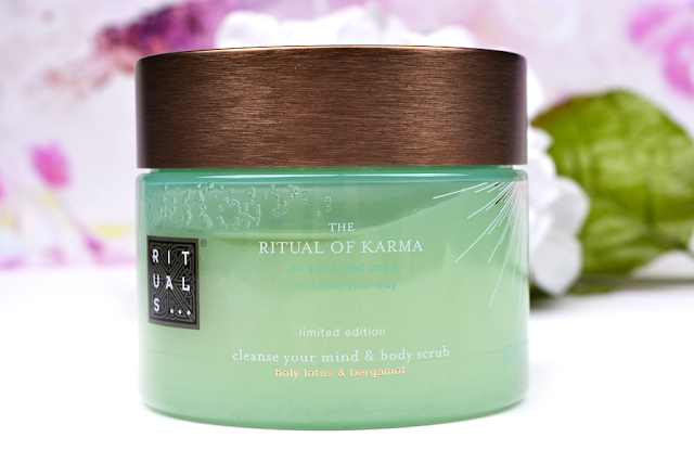 Rituals - The Ritual of Karma Body Scrub | Verpackung