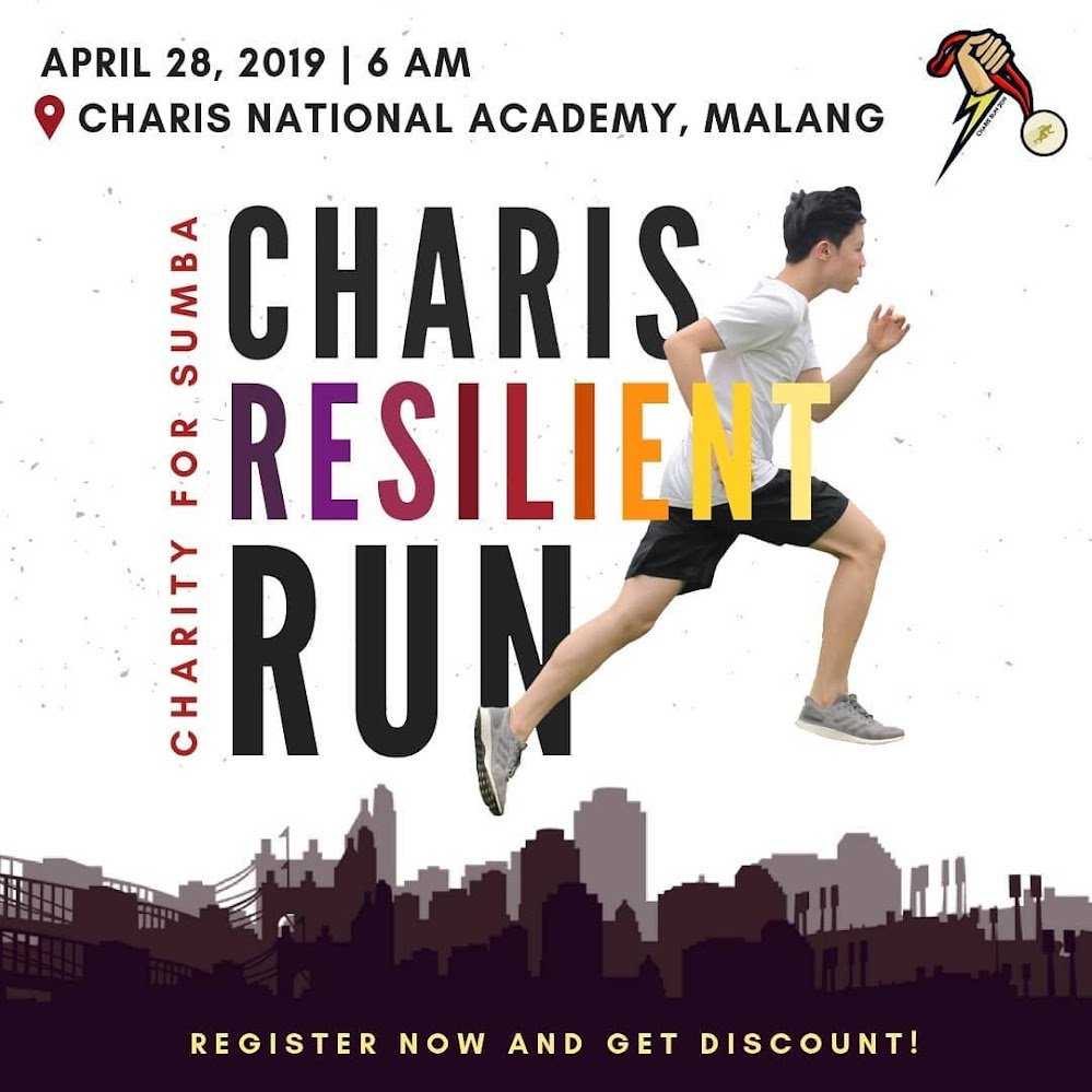 Charis Resilient Run • 2019