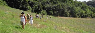 trekking maremma