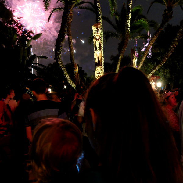 Walt Disney World, Independence Day