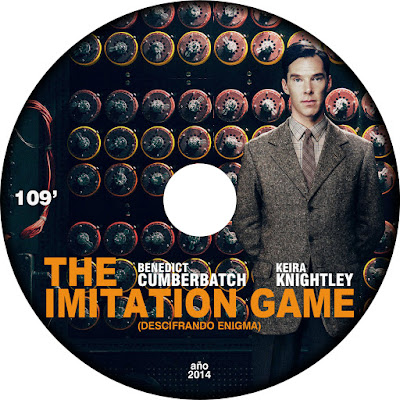 The imitation game (Descifrando Enigma) - [2014]