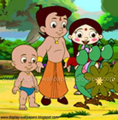 Chota Bheem Cartoon