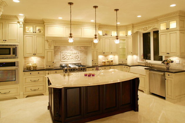 decoraçao e Cores para armários de cozinha
