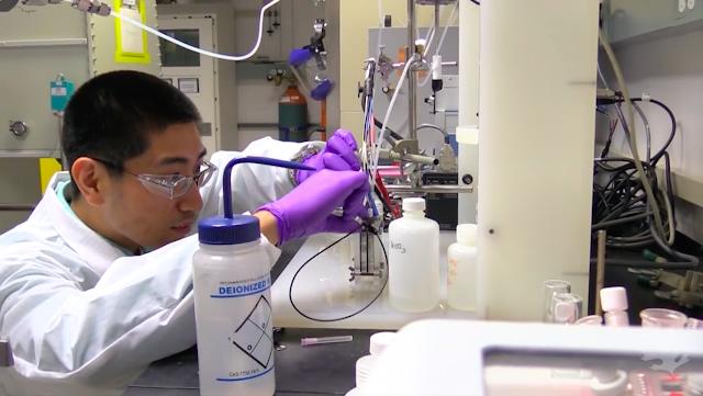 Breakthrough: Turning Carbon Dioxide into Ethanol