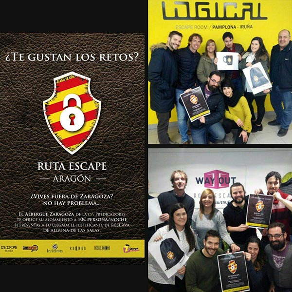 Ruta de Escape Room: Ruta Escape Aragón