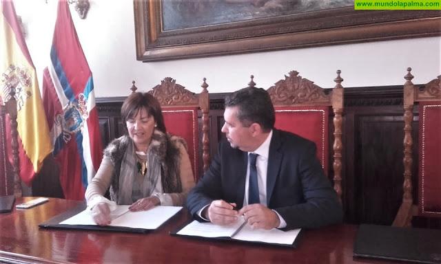 Santa Cruz de La Palma recibirá becas de formación gracias al ayuntamiento y ECCA