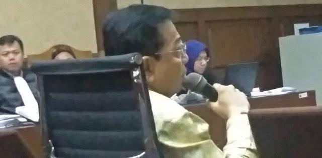 Novanto Tak Tahu Detail Peran Puan dan Pramono