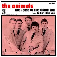 House Of The Rising Sun. The Animals