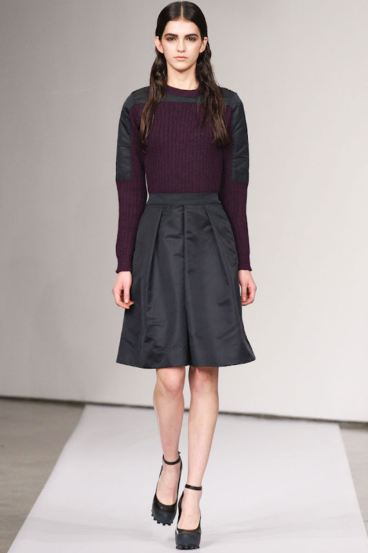 Patrik Ervell Autumn/winter 2012/13 Women's Collection