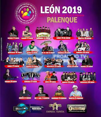 Feria León 2019