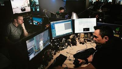 rockstar games north studios inside behind scenes making of