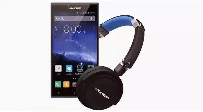 HP Blaupunkt Soundphone Sonido X1+ Jerman