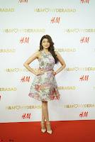 Pranitha Subash in lovely Flower Print Sleeveless Short dress ~  Exclusive 043.JPG