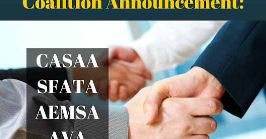 CASAA: CASAA has joined a coalition to pursue strategies regarding FDA Deeming regulations