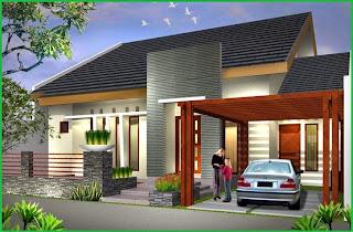 Desain Rumah Minimalist