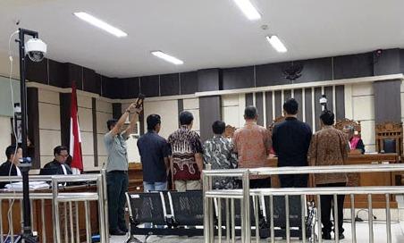Suap Bupati Kebumen Mengalir ke Pimpinan DPR