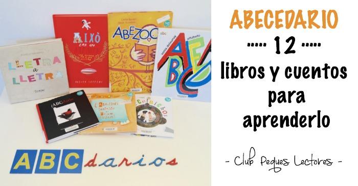 abecedarios para niños, libros infantiles y cuentos