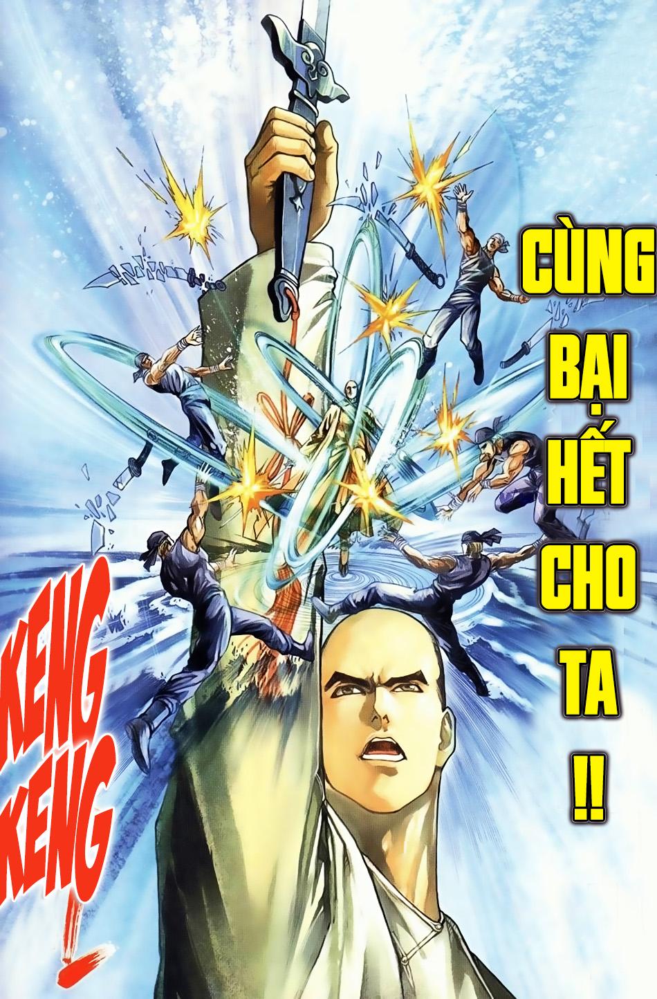 Ngọa Hổ Tàng Long I - II Chap 6 - Next Chap 7