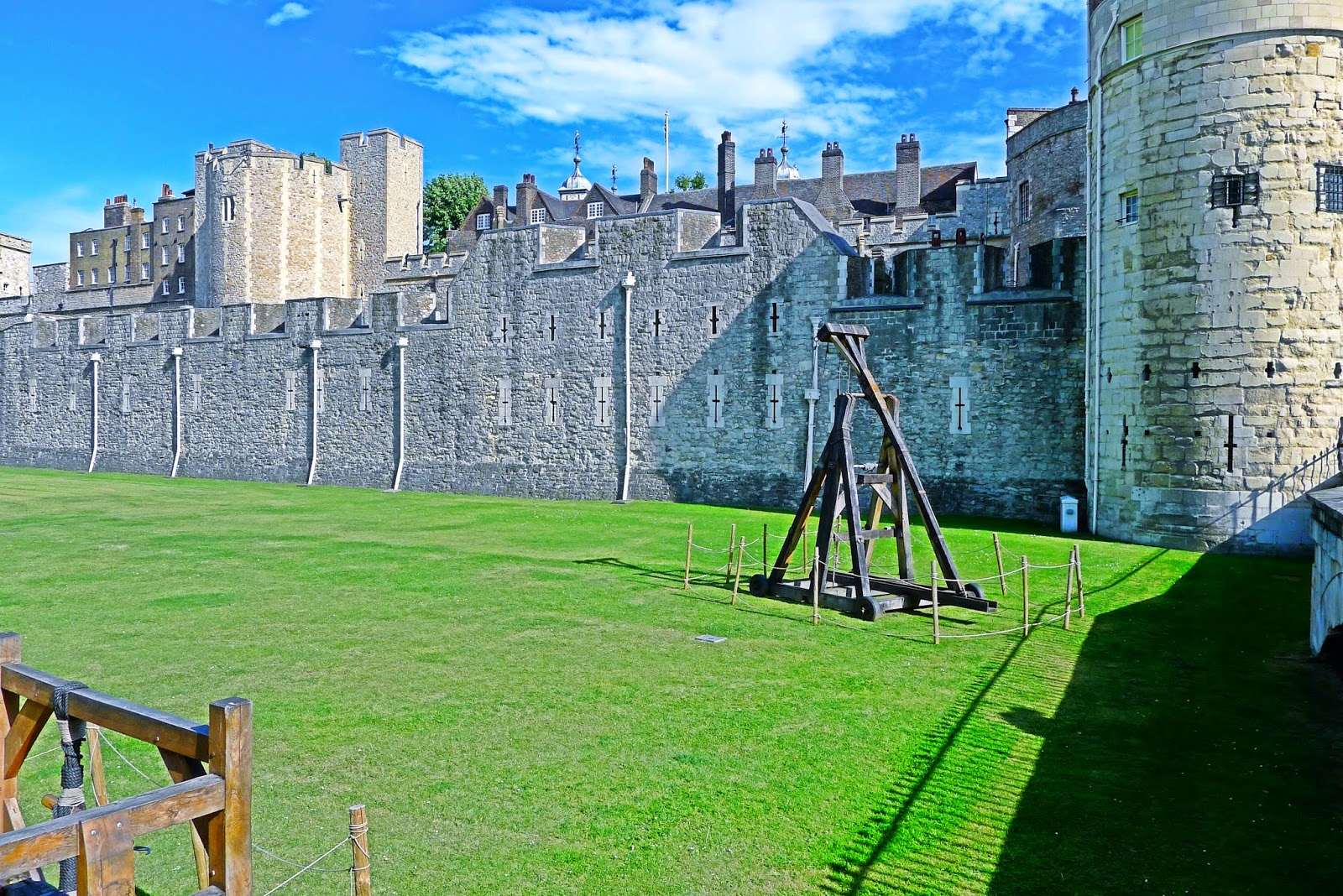 Tower of London Trebuchet