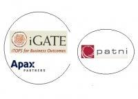 HR Structure of iGATE Patni