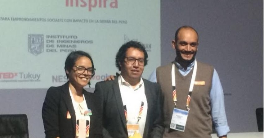 Distinguen a grupo de investigadores de Arequipa por proyecto sobre producción de bolsas de almidón de papa