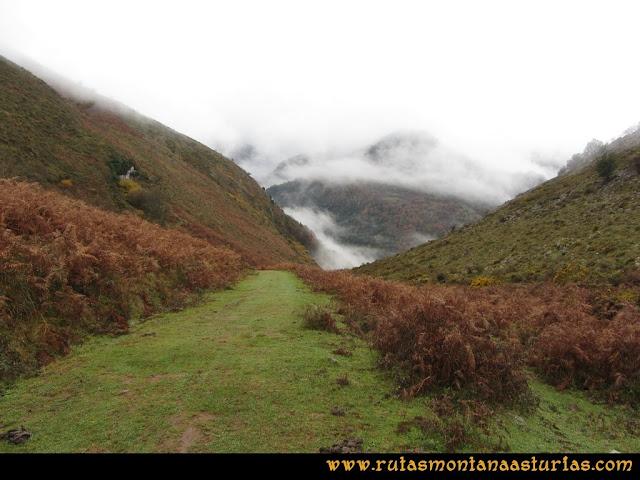 Ruta de las Xanas y Senda de Valdolayés: Senda Valdolayés