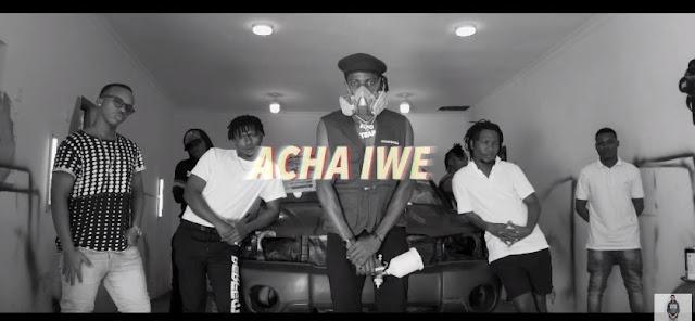 VIDEO | Maarifa Ft Dogo Janja - Acha Iwe (Official Video) Mp4 DOWNLOAD