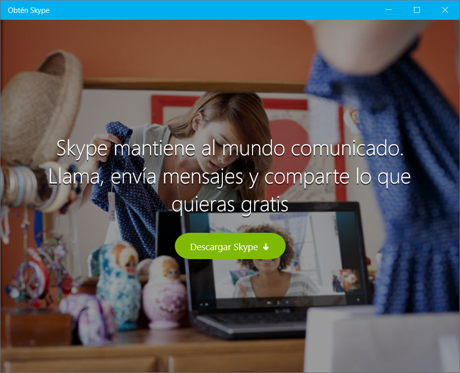 Windows 10 TH 2 Skype Sway