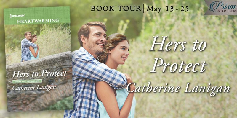 We're launching the Book Tour for HERS TO PROTECT by Catherine Lanigan!