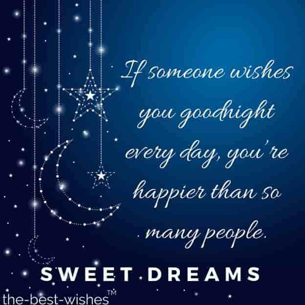 inspirational good night message quotes
