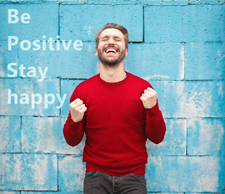 best ways to be positive and happy in life