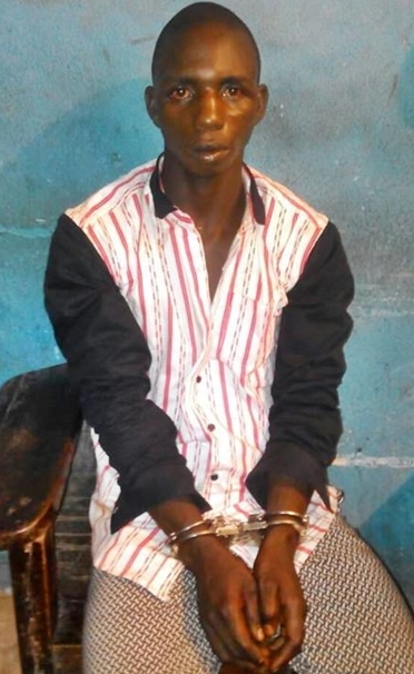kidnapper sent by God to kill rev. father