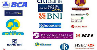 Kode Bank BNI,BRI,BCA,Mandiri
