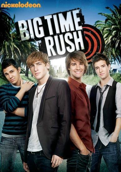 Big Time Rush Temporada 1 Latino