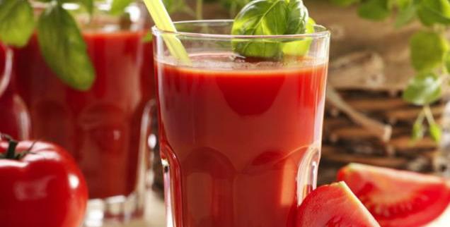 Tips Langsing Alami dengan Jus tomat