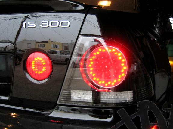 Large on 1992 Lexus Sc400 Dash Light