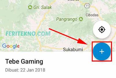 Cara Menambahkan Tempat di Google Maps Android 5