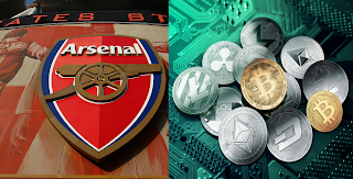 Arsenal FC Joins Cryptocurrency