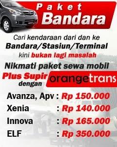 Orange Madya Sarana Paket Harga Rental Mobil Murah Surabaya Barat Timur Selatan 2015