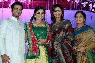 mamtha mohandas at the reception
