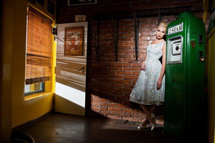 Фотограф и цифровой ретушер. Wilson Ortiz (фотограф)