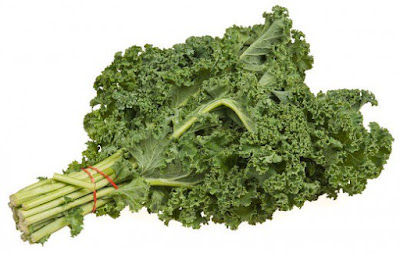 Kale and digestion
