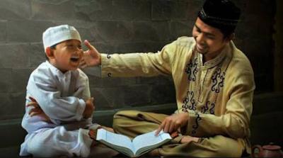 Mendidik Anak Dalam Islam Sesuai Cara Rasulullah