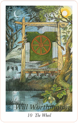 The Wildwood Tarot, The Wheel