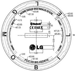LG GD910 watch phone cleared by the FCC