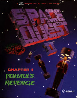 Space Quest II - Vohaul's Revenge