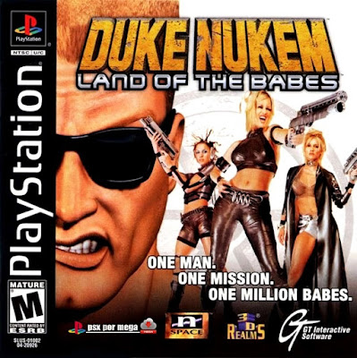 descargar duke nukem land of the babes psx mega